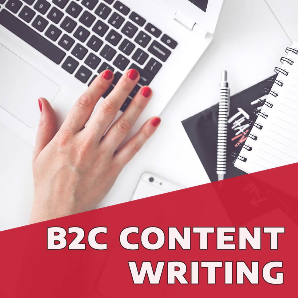 B2C szövegírás